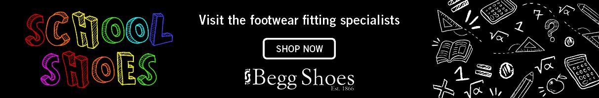Web Banner 910px x 149px - L - Macgregors Web Banner - Begg Logo - 2019