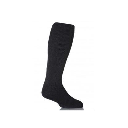 black heat holder socks