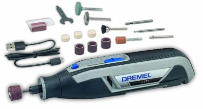 Dremel lite wireless rotary tool with 15 accessories