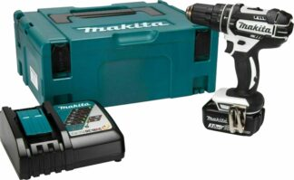 Makita DHP453RFW 18v 3.0AH LXT Li-ion Combi Drill with box