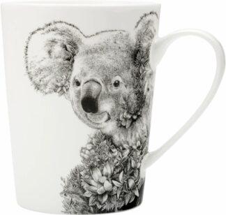Fine china mug with Koala