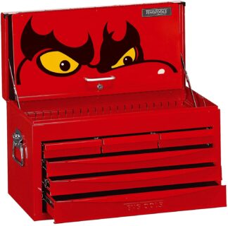 Teng top box with 6 drawer space