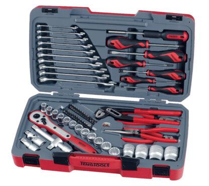 Teng tools socket set t1268