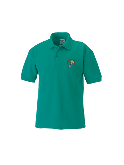 Ankerville Nursery Polo Shirt
