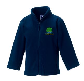 Coulhill Nursery Fleece Full Zip