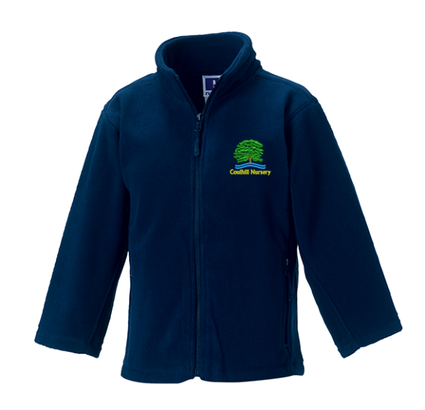 Coulhill Nursery Fleece Full Zip