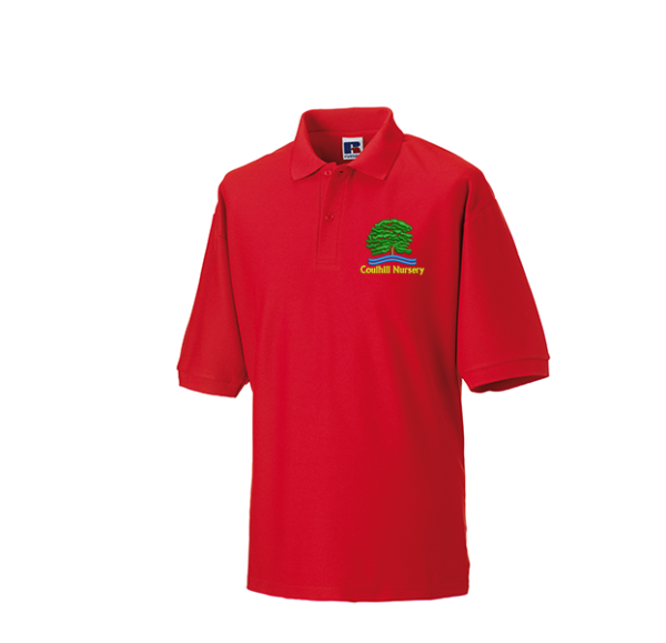 Coulhill Nursery Polo Shirt