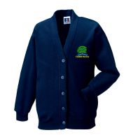 Coulhill Nursery Cardigan Sweatshirt