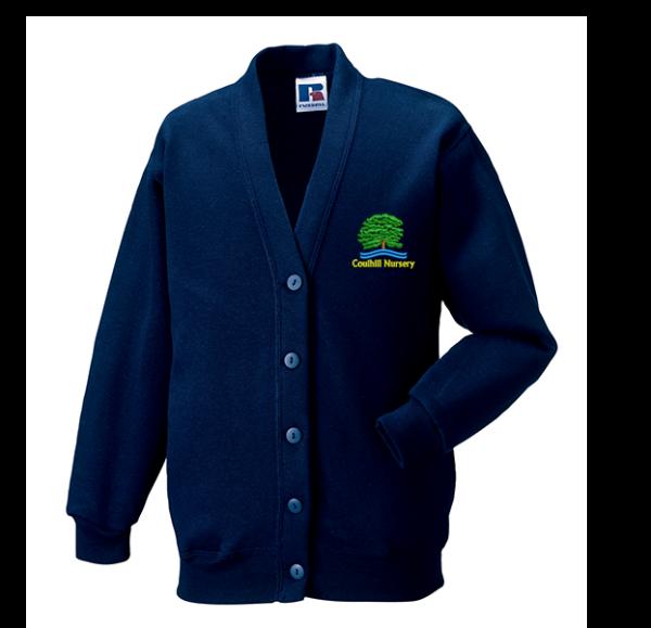 Coulhill Nursery Cardigan Sweatshirt