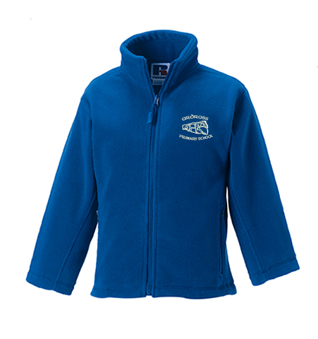 Ardross Primary Fleece Full Zip