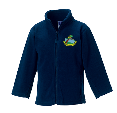 Bridgend Primary Fleece Full Zip