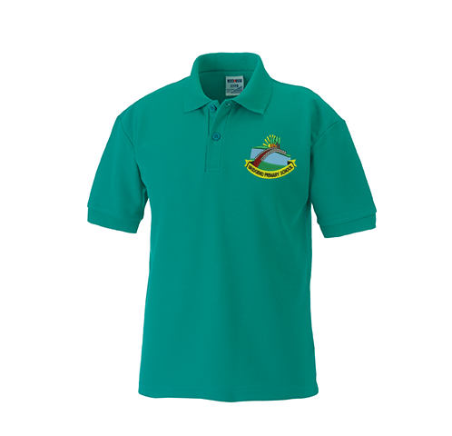 Bridgend Primary Polo Shirt