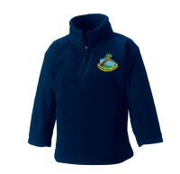 Bridgend Primary Fleece Qtr 1/4 Zip