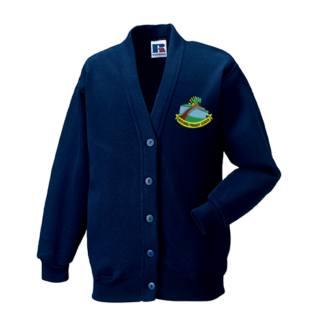 Bridgend Primary Cardigan