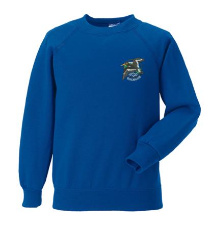 Bualnaluib Primary Sweatshirt