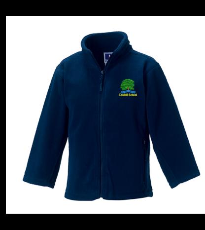 Coulhill Primary Fleece Full Zip