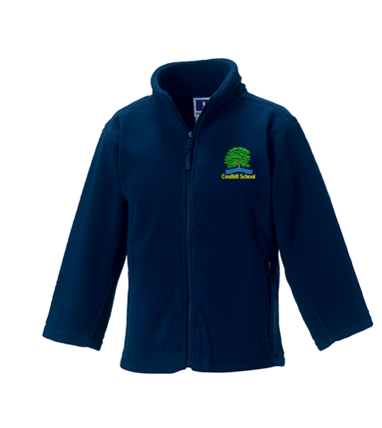 Coulhill Primary Fleece Full Zip