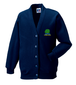 Coulhill Primary Cardigan Sweatshirt