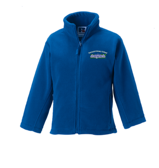 Dornoch Primary Fleece Full Zip