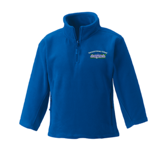 Dornoch Primary Fleece Qtr 1/4 Zip