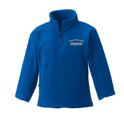 Dornoch Primary Fleece Qtr 1/4 Zip
