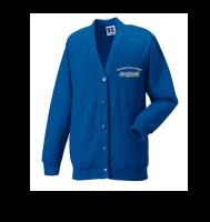 Dornoch Primary Cardigan Sweatshirt