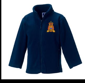 Golspie Primary Fleece Full Zip