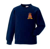 Golspie Primary Crew Neck Sweatshirt
