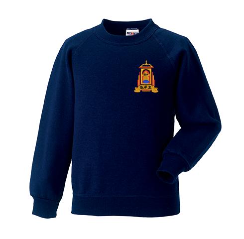 Golspie Primary Crew Neck Sweatshirt