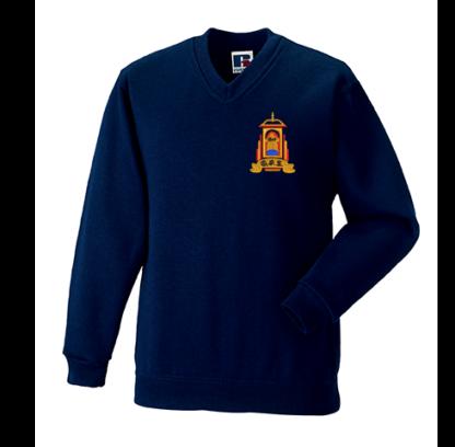 Golspie Primary V-Neck Sweatshirt