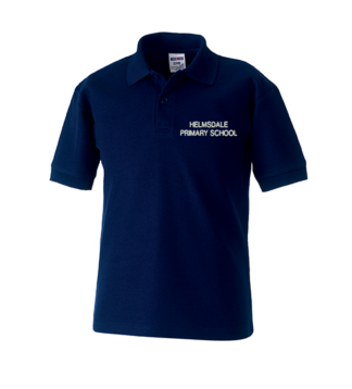 Helmsdale Primary Polo Shirt
