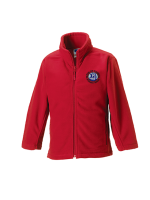 Hilton of Cadboll Primary Fleece Full Zip