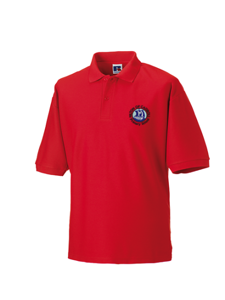 Hilton of Cadboll Primary Polo Shirt
