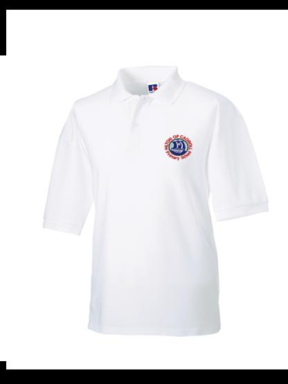 Hilton of Cadboll Primary Polo Shirt