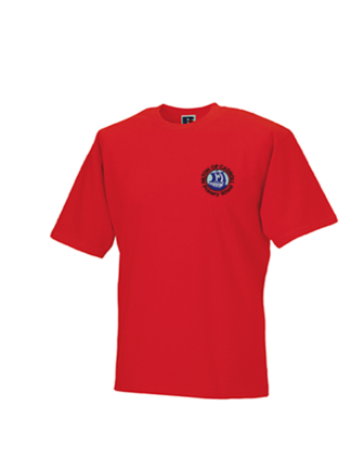 Hilton of Cadboll Primary T-Shirt