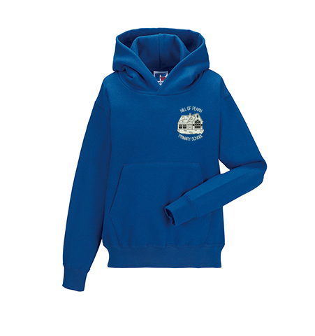 Hill Of Fearn Primary Hoodie