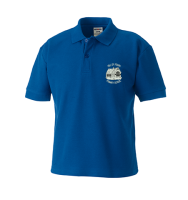 Hill of Fearn Primary Polo Shirt