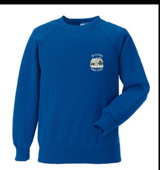 Hill of Fearn Primary Sweatshirt
