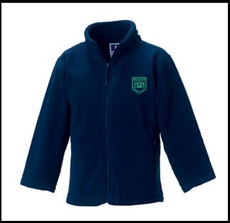 Kiltearn Primary Fleece Qtr 1/4 Zip