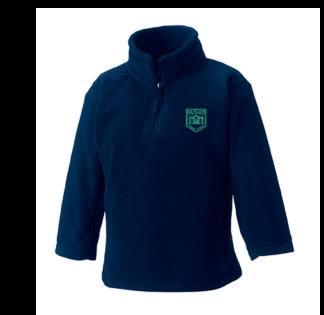 Kiltearn Primary Fleece Full Zip