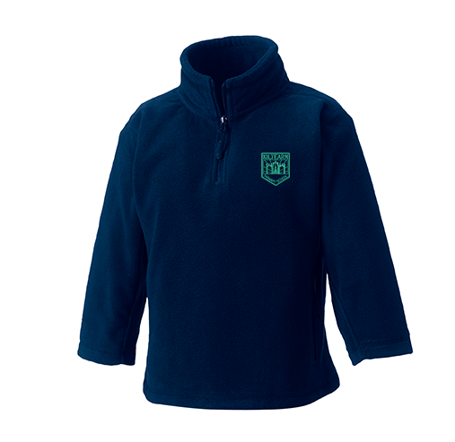 Kiltearn Primary Fleece Full Zip