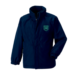 Kiltearn Primary Reversible Jacket