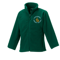 Knockbreck Primary Fleece Full Zip
