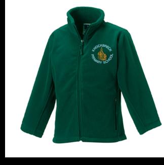 Knockbreck Primary Fleece Full Zip