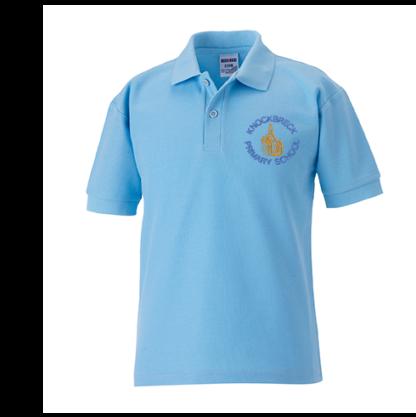Knockbreck Primary Polo Shirt