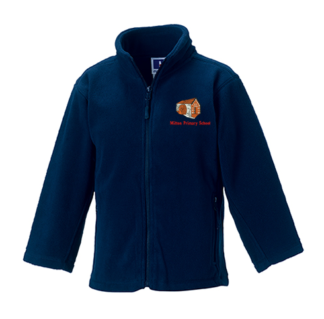 Milton Primary Fleece Full Zip