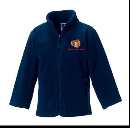 Milton Primary Fleece Full Zip