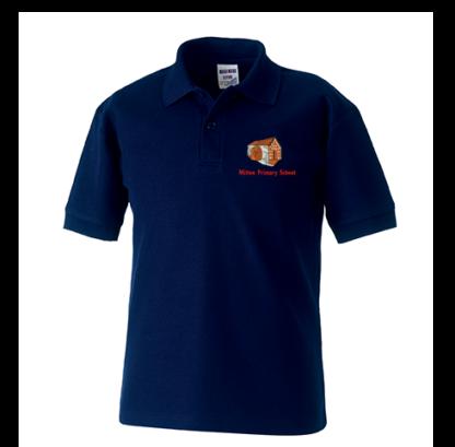 Milton Primary  Polo Shirt