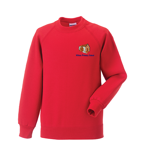Milton Primary  Sweatshirt