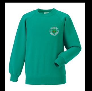 Newmore Primary Crew Neck Sweatshirt